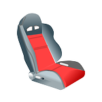 Fauteuil Gamer auto